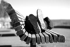 革靴の足の痛みとおさらば!インソールの脅威の効果を体感レポート