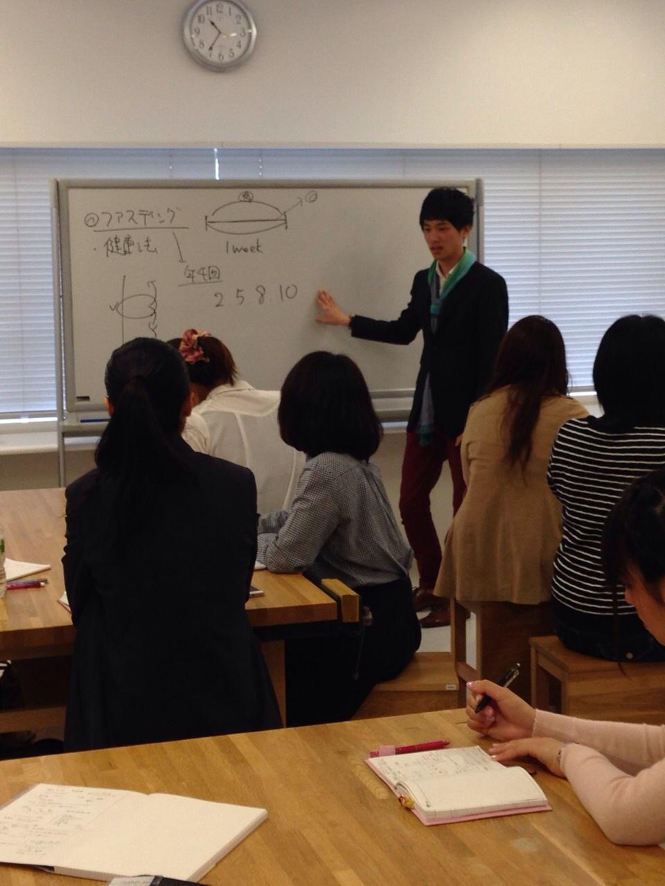 【7/12】第三回 管理栄養士が教える 1週間でできるファスティングセミナー