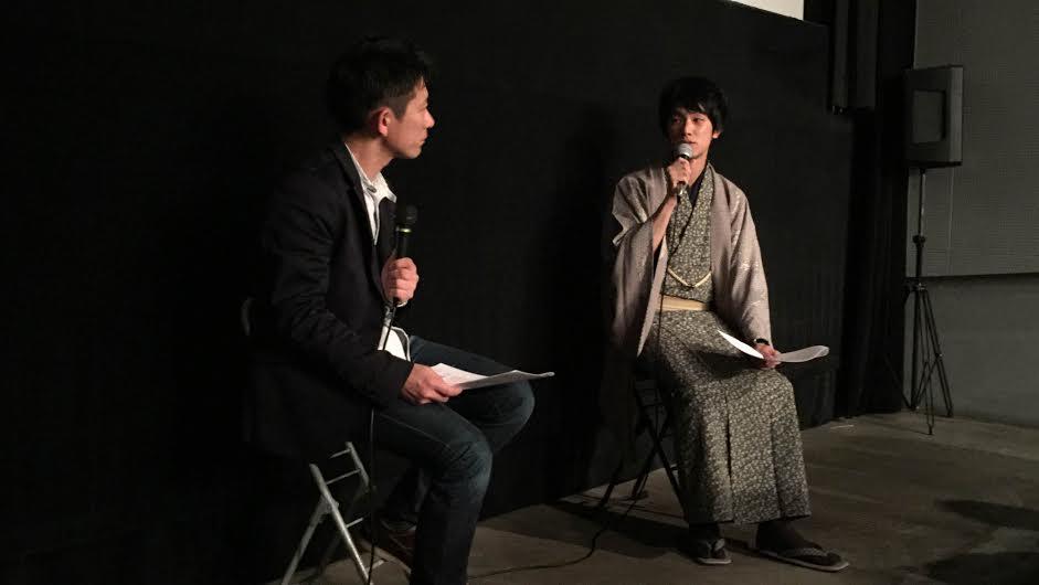 4/2 映画『あまくない砂糖の話』上映後のトークショーに出演しました