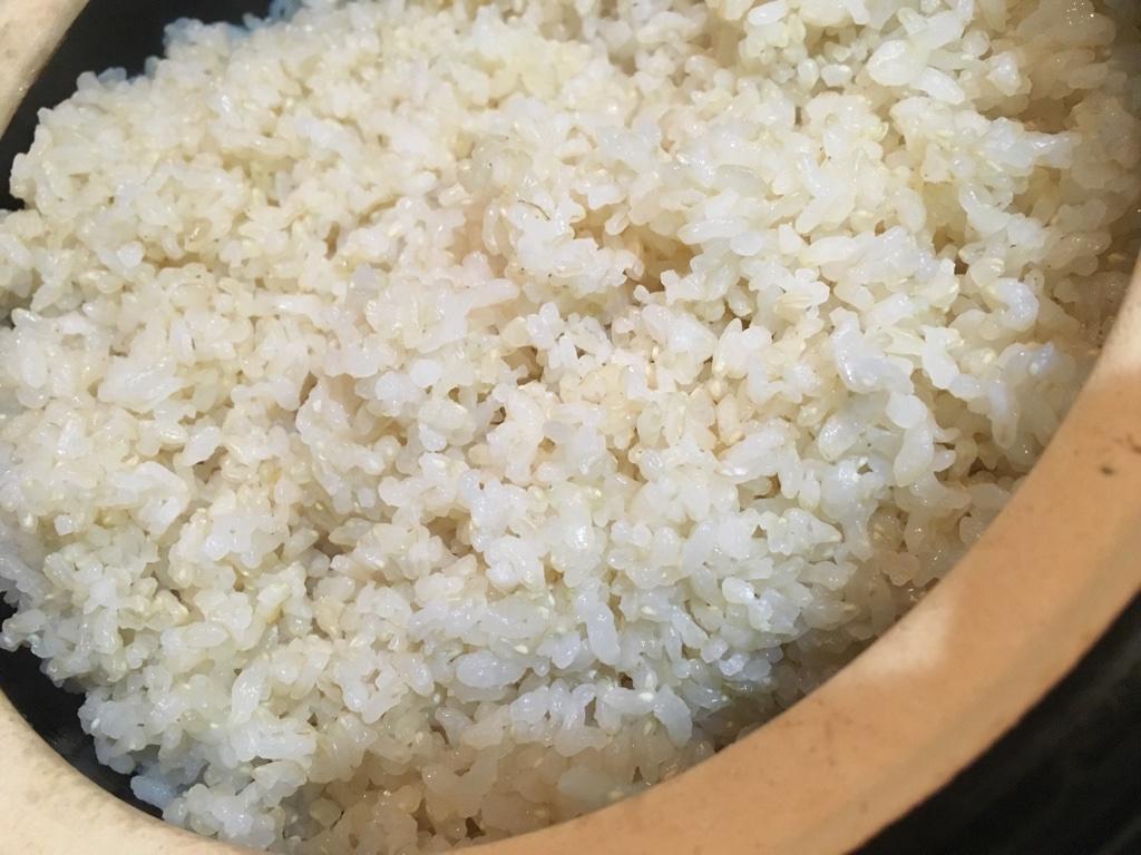 玄米より五分搗き米よりイイもの見〜つけた!三分搗き米最強説