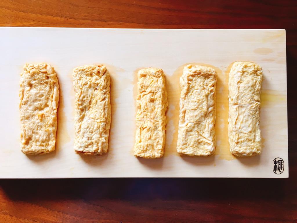 【管理栄養士の自由研究】一番美味しかった組み合わせは?いろんな出汁で出汁巻きを作ってみた