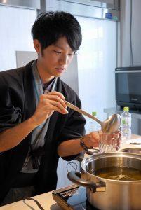 「ほっとする和ごはん講座」〜出汁の会〜を開催しました!