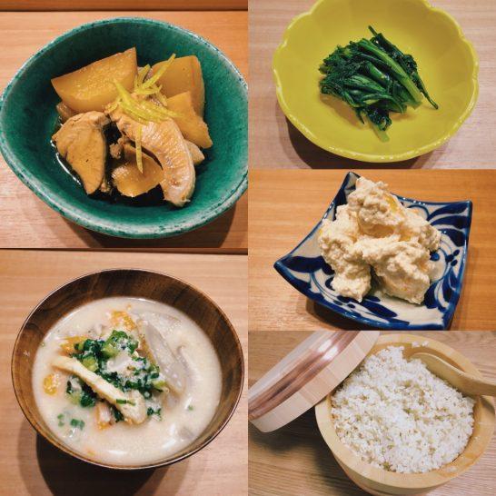 来月の料理教室のご案内 〜ほっとする和ごはん料理教室〜