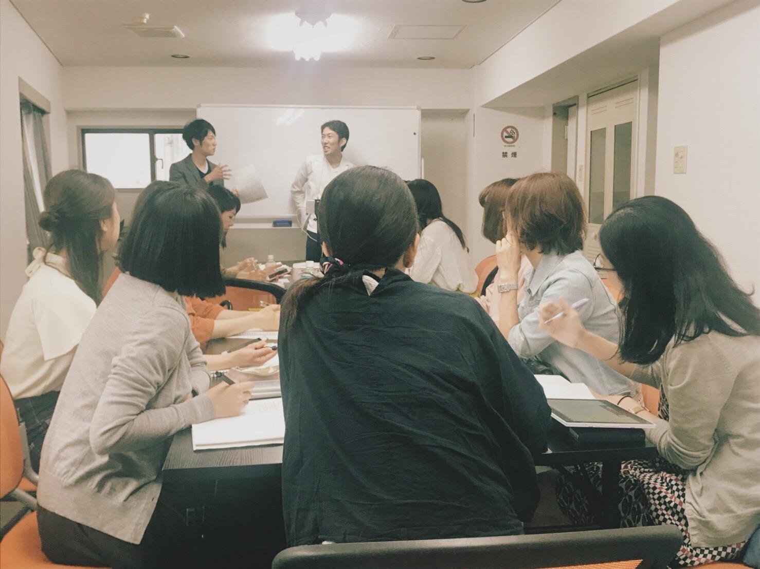 「フリーランス栄養士塾」 プロのライターの先生を呼んでの勉強会を開催しました。