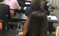 「フリーランス栄養士塾」四期 第一回目の勉強会を開催しました