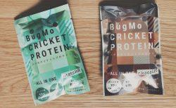 一本にコオロギ50匹分!話題の昆虫食、BugMoの「コオロギプロテインバー」を食べてみた