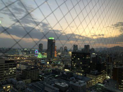 地元神戸出張で、講演のお仕事でした
