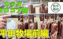 安心安全で美味しい豚肉の会社 山形の「平田牧場」を訪れました!