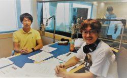ベイエフエムのラジオ番組「POWER BAY MORNING」二度目の出演でした!